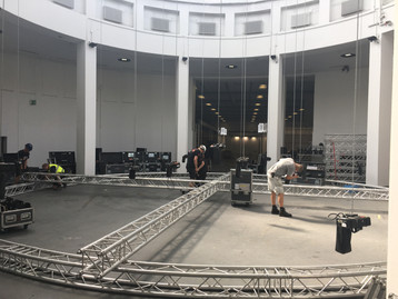 Build Time Lapse: #DellExperience at IFA Berlin 2018