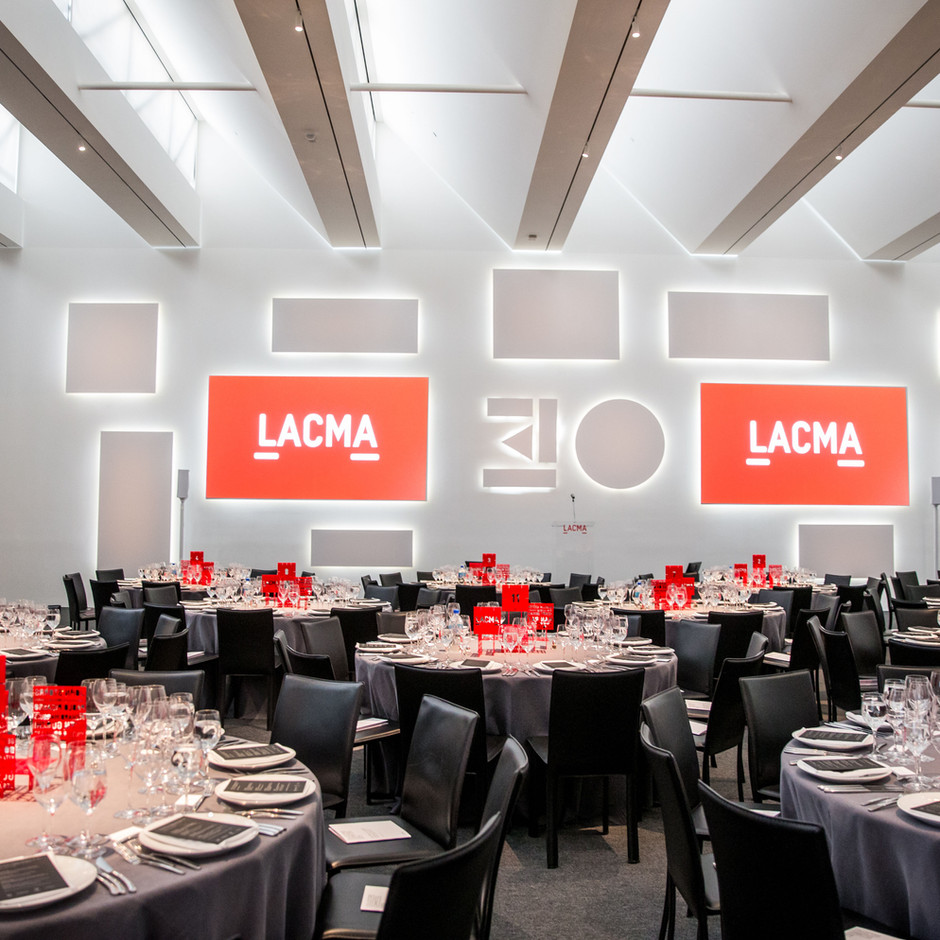 LACMA Collector's Committee Gala 2016