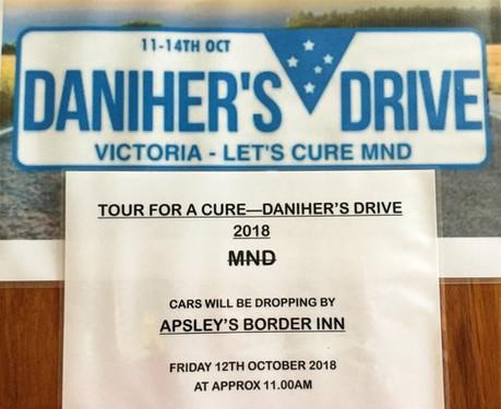 Daniher's Drive