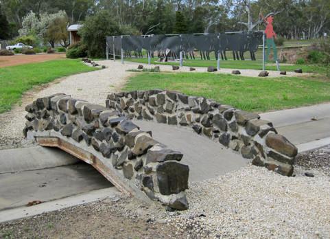 The Bridge to the Bullocky