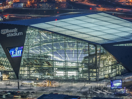Eagles Fans Won't Be Happy To Hear That U.S. Bank Stadium Is Where Many Birds Go To Die