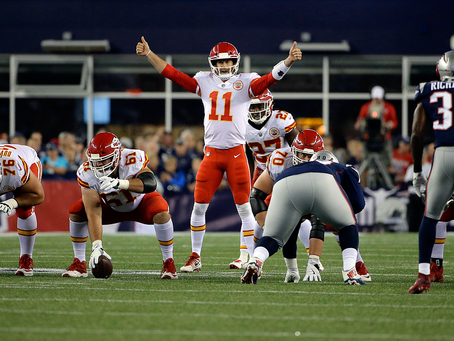 """Alex Smith Made the Patriots Look Like Clowns"" - Jenny Vrentas"