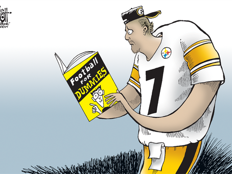 The Steelers Get Steamrolled By The Shorthanded Browns
