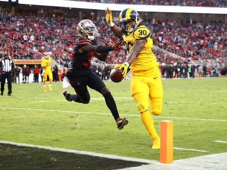 Gurley Hangs Bulletin Board Material For Match-up Vs Cowboys In Week-4