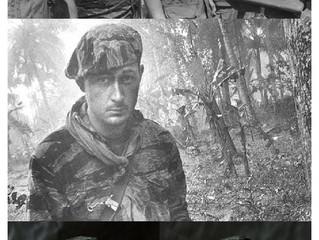 Tiger Stripe combat uniform-Beret, Making of, Part II