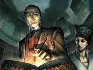 Sherlock Holmes faces the elder gods