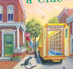 Caturday Reads:  Murder, break-ins and a sleuthing cat make Cat With a Clue a winning read