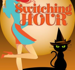 Cute, snarky and sexy Switching Hour is a paranormal treat