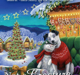 Caturday Reads:  Not a Creature was Purring