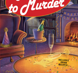 A Toast to Murder - The Murderous Scavenger Hunt Concludes