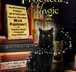 Escape for a spell with a copy of Some Practical Magic