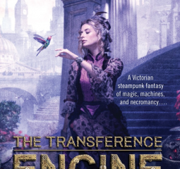 The Transference Engine is an imaginative departure from standard steampunk fare