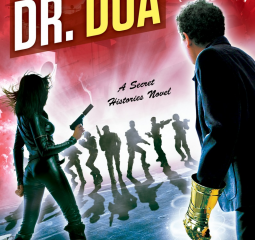 Simply smashing!  Dr DOA is an amazing fantasy tribute to Fleming's iconic spy