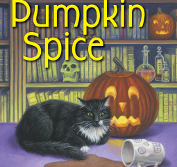 Manor style murder adds pizazz to Death by Pumpkin Spice