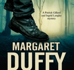 Gillard thriller series a modern Hart to Hart