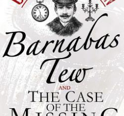 Barnabas Tew and the Case of the Missing Scarab