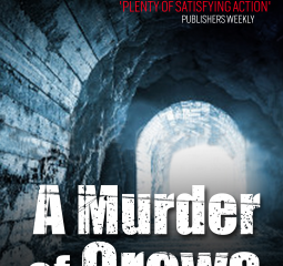 Murder and espionage meld in A Murder of Crows