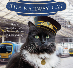 Caturday Reads: Meet Felix the Huddersfield Station Cat