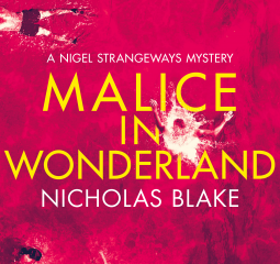 Malice in Wonderland an odd but enjoyable mystery