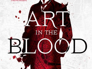 Holmes and Watson return in Art in the Blood
