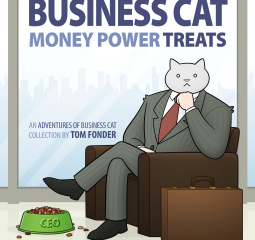 Caturday Reads: Cats and CEOs have a lot in common