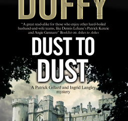 One of the best husband-wife teams in crime fiction today