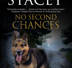 Caturday Reads:  Dog lovers should take a chance on Lyndon Stacey's newest mystery