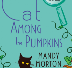 Cat Among the Pumpkins is catnip for mystery lovers