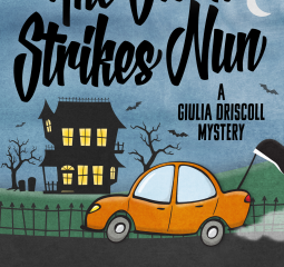Readers will have fun with The Clock Strikes Nun