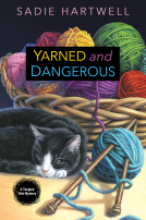 Yarned and Dangerous is a delightful debut