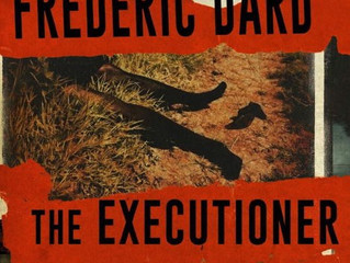 The Executioner Weeps an exemplary psychological thriller