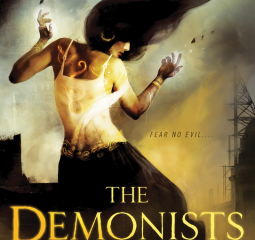 An exciting blend of urban fantasy and horror