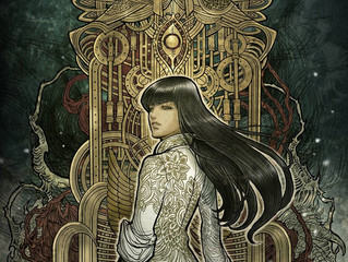 Monstress is a captivating graphic novel