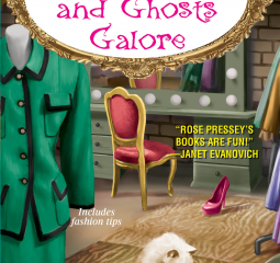 Fashion, Ghosts & A Psychic Cat