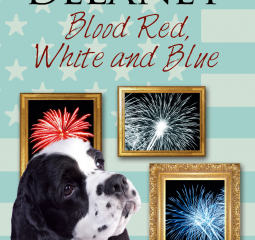 Caturday Reads: Blood Red, White and Blue