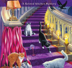 Enjoy a magical afternoon relaxing with Putting on the Witch