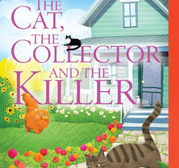Caturday Reads:  The Cat The Collector and The Killer is a must-read for cat lovers