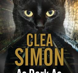 Caturday Reads:  As Dark as My Fur