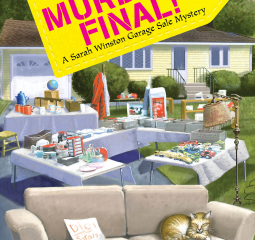 Chilling and relevant All Murders Final is a great cozy
