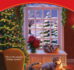 Caturday Reads: Purring around the Christmas Tree