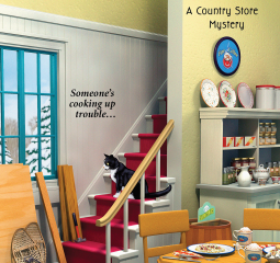 Maddie Day's newest mystery will leave you hungry for more