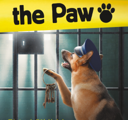 Caturday Reads:  Enforcing the Paw
