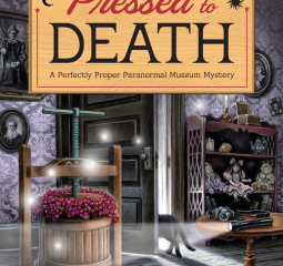 Can a haunted wine press be a pressing reason for murder