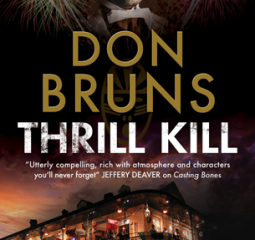 Thrill Kill - a voodoo mystery set in New Orleans