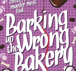 Caturday Reads:  Barking Up the Wrong Bakery