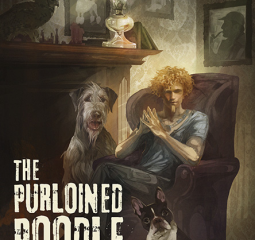 Caturday Reads:  Hearne's The Purloined Poodle is doggone good