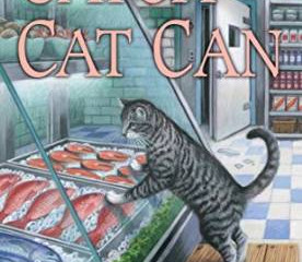 Caturday Reads: Catch as Cat Can