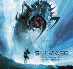 If you love the Alien movies you must read Siberia 56