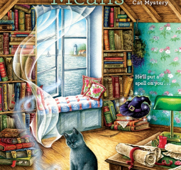 Caturday Reads: By Familiar Means is a cozy paranormal treat
