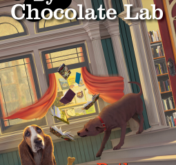 Caturday Reads: Death by Chocolate Lab is Pawsitively Delicious
